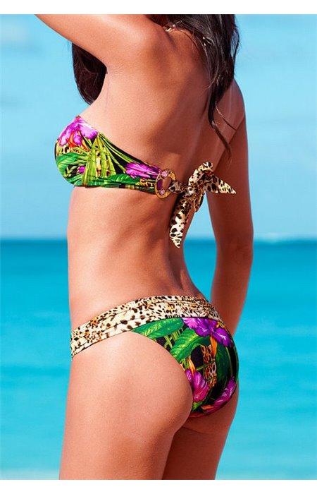 Tropinis maudymosi kostiumėlis