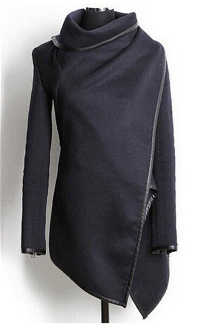 Išskirtinio dizaino paltas