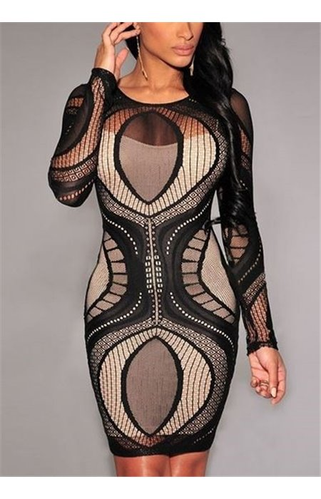 Seksuali suknelė