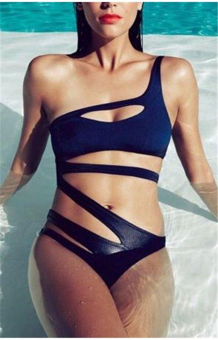 Vientisas maudymosi kostiumėlis