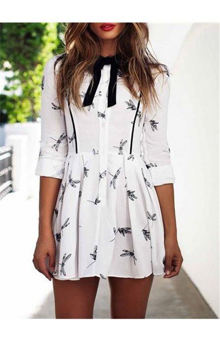 Suknelė su Laumžirgiais