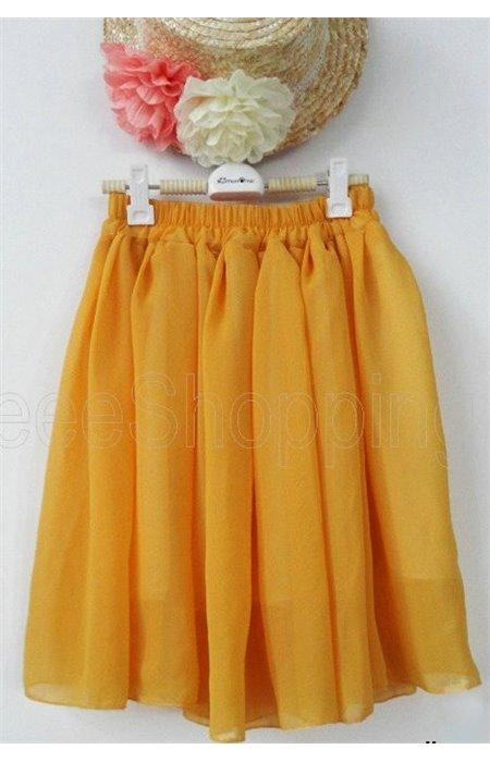 Šifoninis sijonas