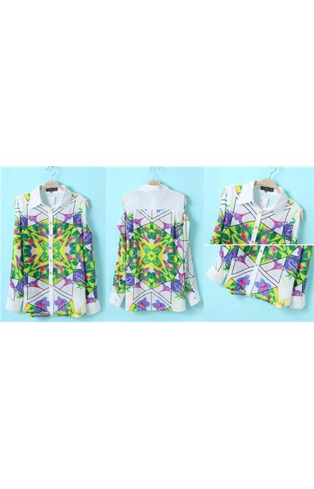 Marškiniai atvirais pečiais