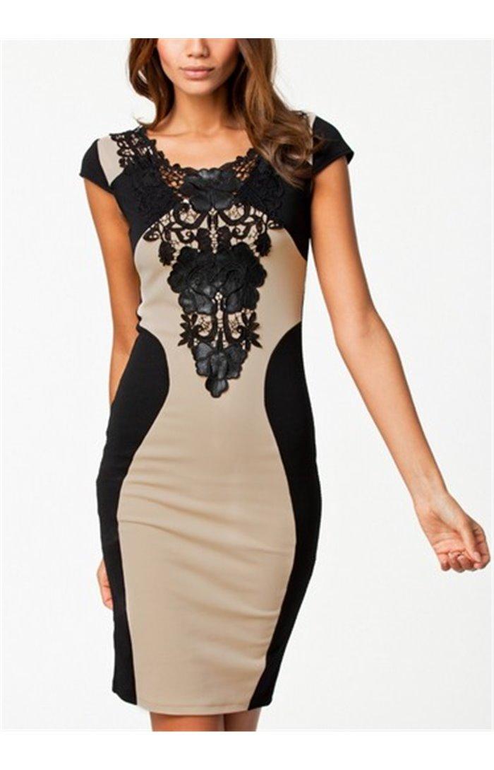 Elegantiška tampri suknelė