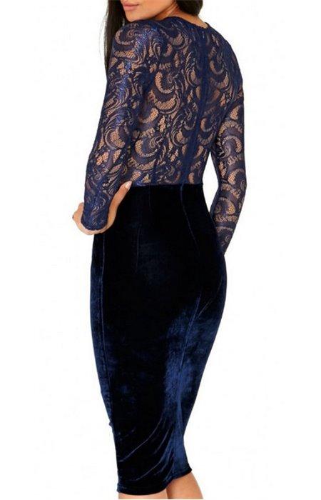 Seksuali prigludusi suknelė